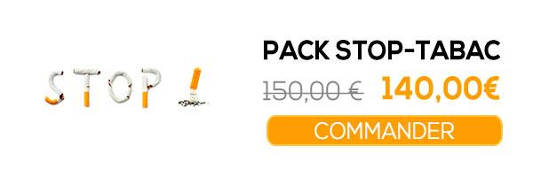 Bandeau long - pack stop-tabac - offre spéciale
